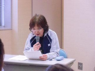 事例提供者の梅澤ケアマネジャー