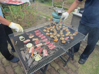 炭火×食材の「魅惑のコラボレーション」