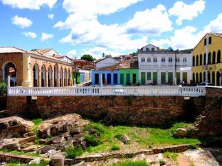 City of Lençois.