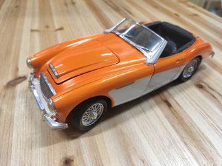 Metall Modellauto airbrush