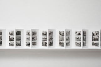 Ulrich Wüst Leporello Stadtbilder - 168 fotographies 1979-1987, December 2004 © Ludger Paffrath