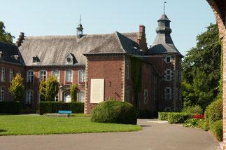Schloss auf der Haspengouwroute 2