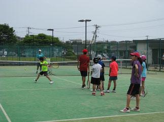 硬式テニス教室,ひたちみなみスポーツクラブ