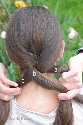 selber flechten Haare, selber flechten lernen, haare selber flechten für anfänger