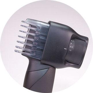 Panasonic Barttrimmer aufsatz