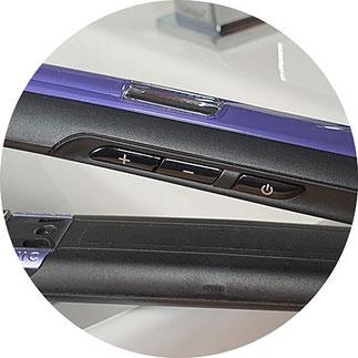 Schalter remington pro ion straight