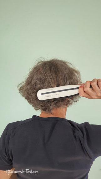 dampfglätteisen test, Steampod 3.0 kurze Haare, loreal glätteisen mit dampf