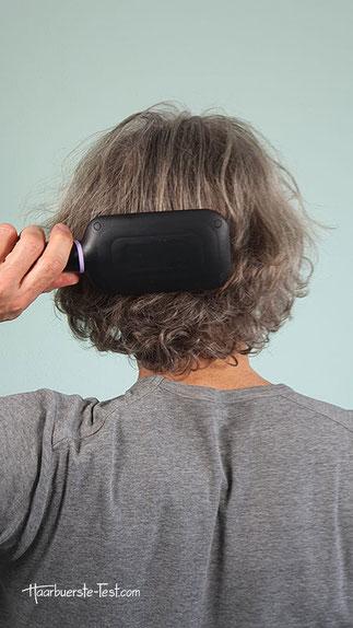 Philips Glättbürste kurze Haare, philips glättbürste test