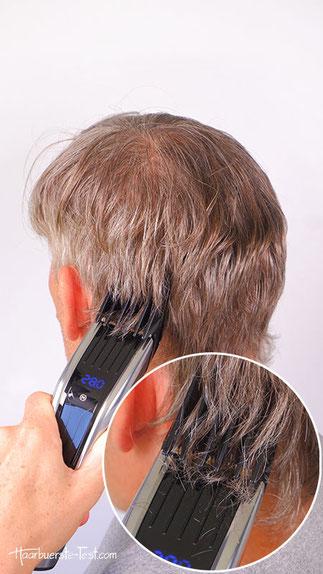 haarschneider schnittlänge 40 mm, haarschneidemaschine bis 40 mm, haarschneider schnittlänge 40 mm test, Philips Trimmer 40 mm