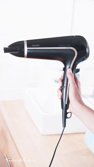 Philips Haartrockner haarschonend