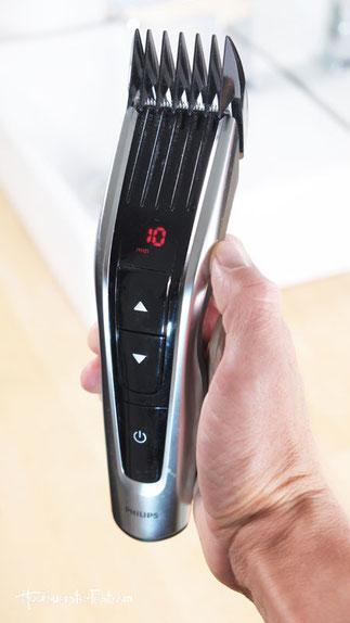 Philips Haarschneider HC7460, haarschneidemaschine bis 40 mm