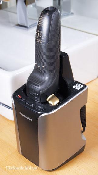 Panasonic Rasierer Reinigungsstation