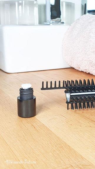 Remington Lockenstab mit Bürste austauschbare Borsten, flexibrush steam remington
