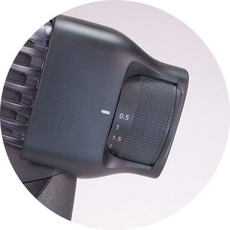 Panasonic Aufsatz Drehrad