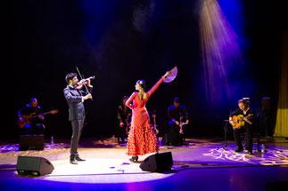 paco Montalvo, baile, flamenco