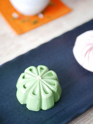 ソープカービング 和菓子デザイン