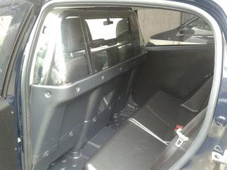 Fiat Grande Punto - Allestimento per trasporto fermati