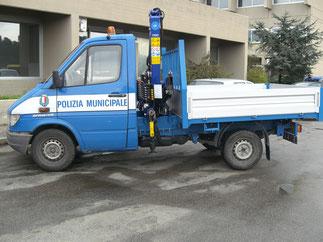 FIAT IVECO - con cassone per trasporti logistici