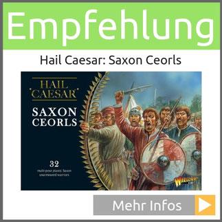 Hail Caesar: Saxon Ceorls (Plastik x32)