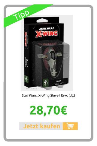 Star Wars: X-Wing Slave I Erw. (dt.)