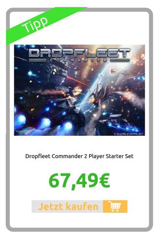Dropfleet Commander 2 Player Starter Set