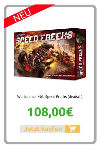 Warhammer 40k: Speed Freeks (deutsch)