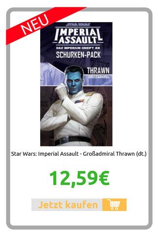 Star Wars: Imperial Assault - Großadmiral Thrawn (dt.)