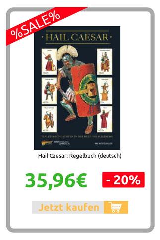 Hail Caesar: Regelbuch (deutsch)