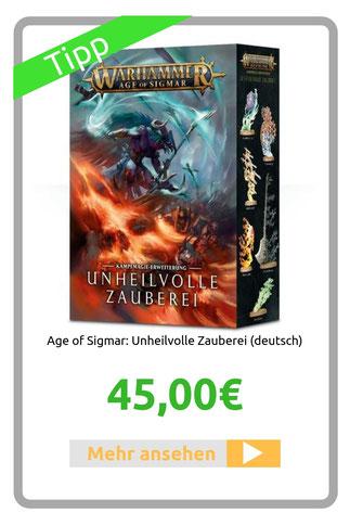 Warhammer: Age of Sigmar: Unheilvolle Zauberei (deutsch)