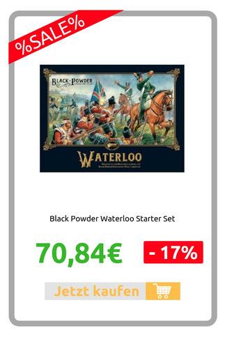 Black Powder Waterloo Starter Set