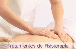 Tratamientos de Fisioterapia