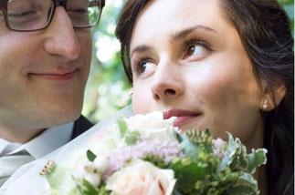 Sophia Deubel- natürliches Brautmakeup