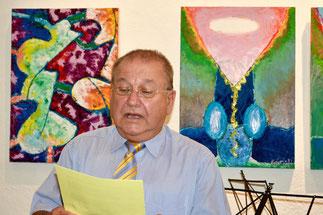 Dr. Wieslaw Piechocki in Stein Egerta, 21.8.2016