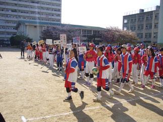 2011年第4回親睦リーグ開幕