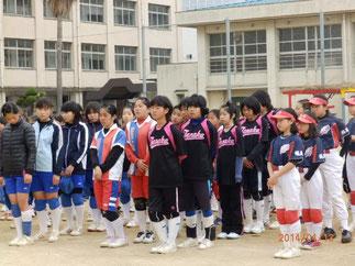 2014年住之江親睦リーグ新人戦 2014年4月13日