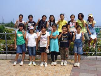 2010年度合宿 2010/8/22~8/24