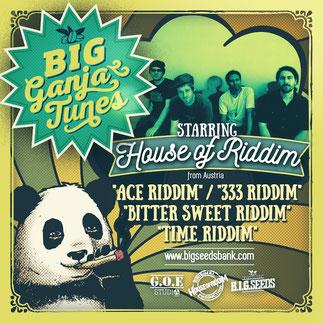 house of riddim big ganja tunes 2016