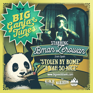 bman zerowan stolen by rome big ganja tunes