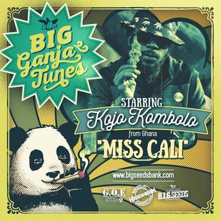 miss cali Kojo kombolo big ganja tunes 2016