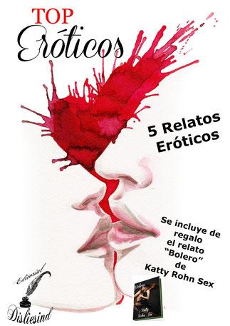 """Portada de """"TOP Eróticos"""""""
