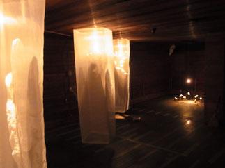 中之条町旧廣盛酒造二階麹室