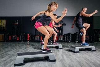 Step Aerobic PureFitness