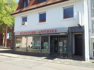 Zähringer Apotheke Seckenheim