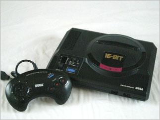 SEGA Mega Drive(VA5基板搭載)
