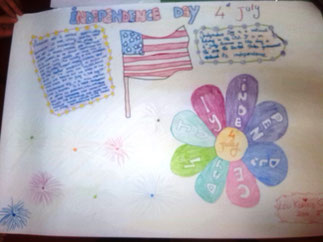 Independence Day - by Karina