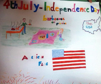 Independence Day - by Federica R.
