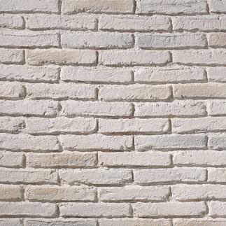 Ladrillo Adobe Altweiss PR-569 PanelPiedra Serie Brick