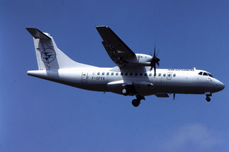 F-GPYA ATR42-500 457 Air Littoral
