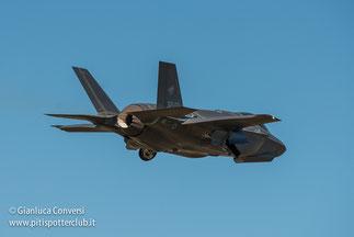MM7333 32-02 F-35A AL-2 FACO Cameri