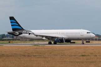 LY-ONL A320-214 4489 Small Planet Airlines